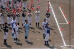 さいたま市スポ少小学生軟式野球春季大会開会式②